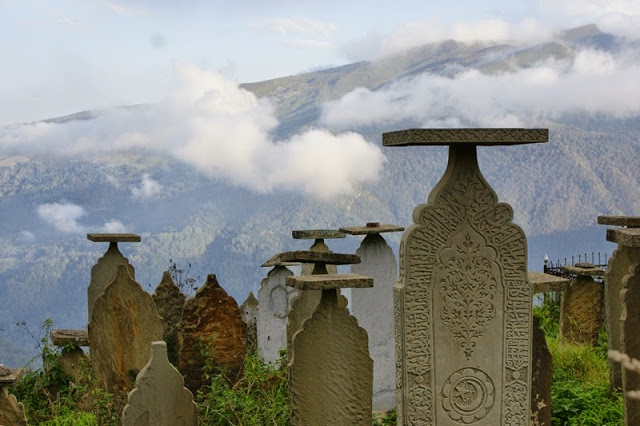 Kubaczi, Dagestan