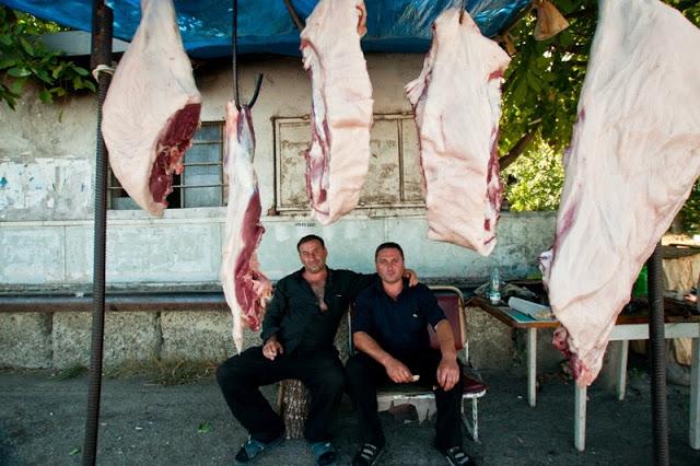 Georgia meat sellers.