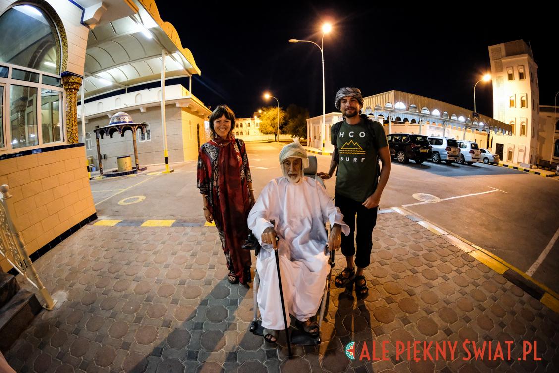 Abdulrahman al Balusi, the founder of Baka factory for Omani Halwa