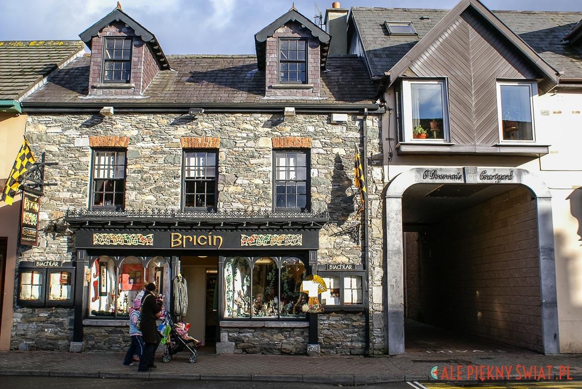 Killarney w Irlandii