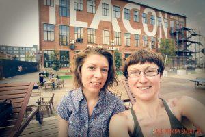Klastr artystyczny FLACON w Moskwie