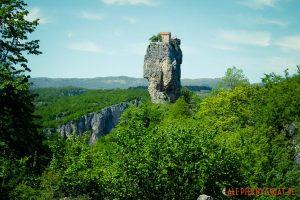 gruzja skała khatski