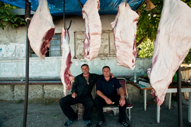 Georgia meat sellers.