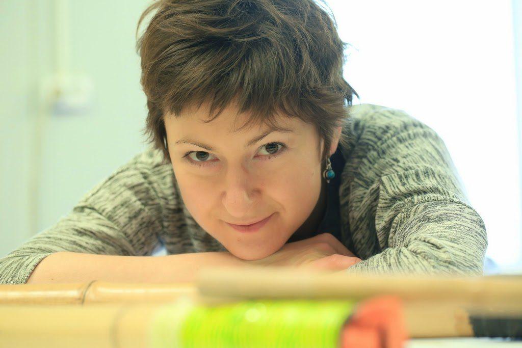 Dorota Chojnowska, fotografia: Piotr Gilarski.