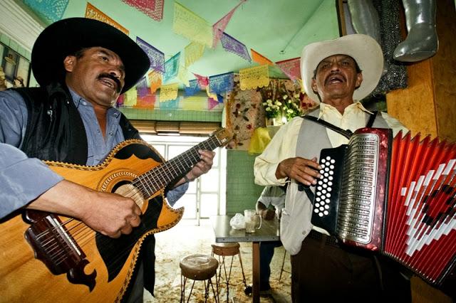 Pulqueria, Mexico