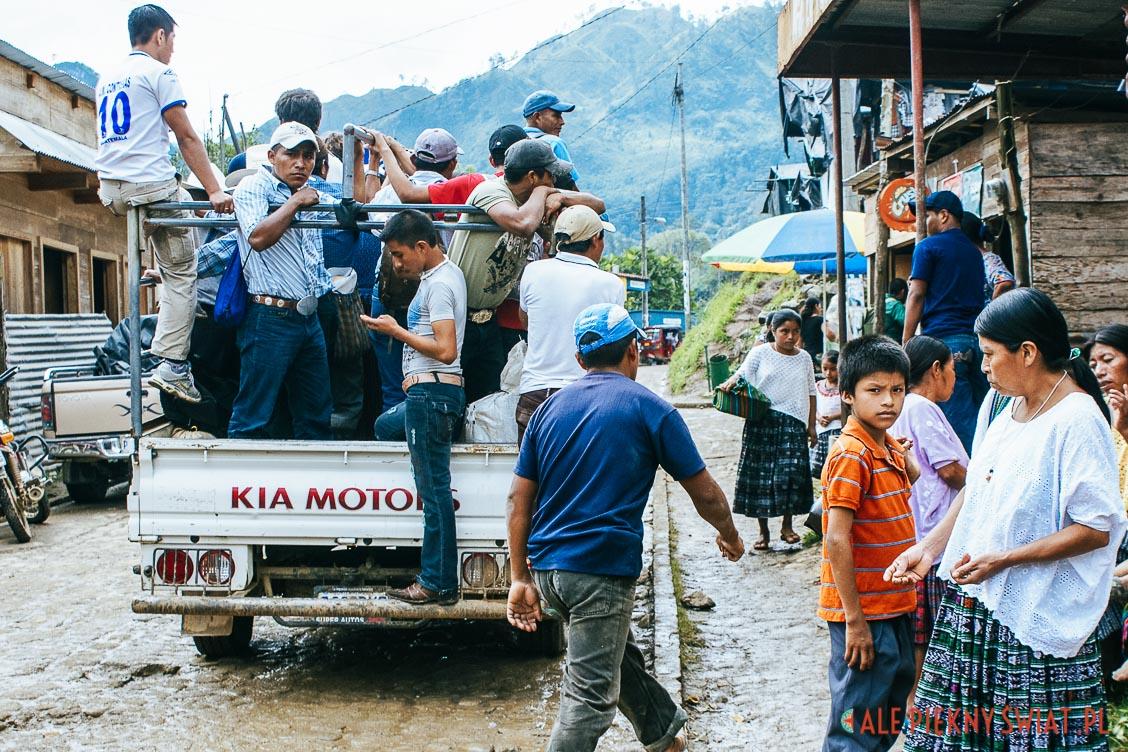 lanquin w Gwatemali