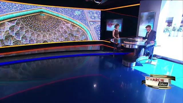 dorota Chojnowska w TVN 24