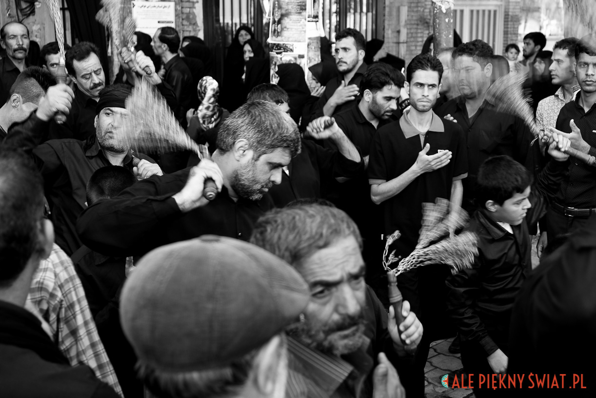 Aszura w Iranie