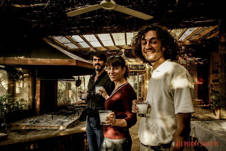 Liban - w winnicy massaya