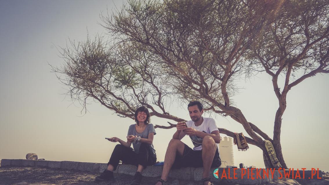 XOXO WiFi podczas podroży po Omanie