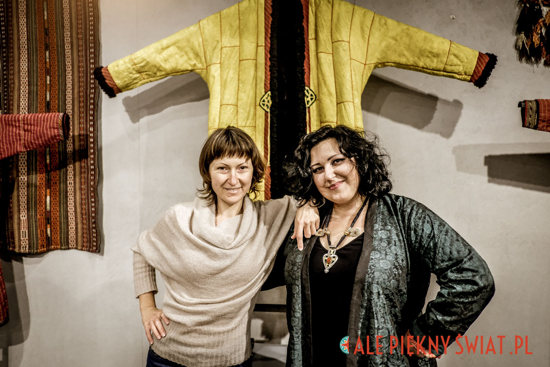 Skarby Turkmenistanu na wystawie w muzeum Azji i Pacyfiku w Warszawie