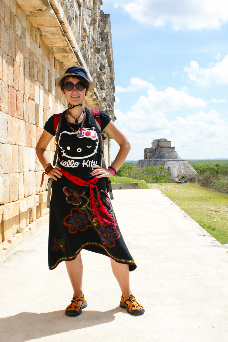Travel fashion in Mexico