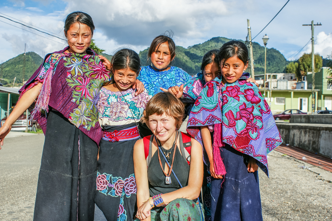 Travel fashion in chiapas
