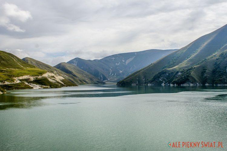 Czeczenia - nad jeziorem kezenoy am