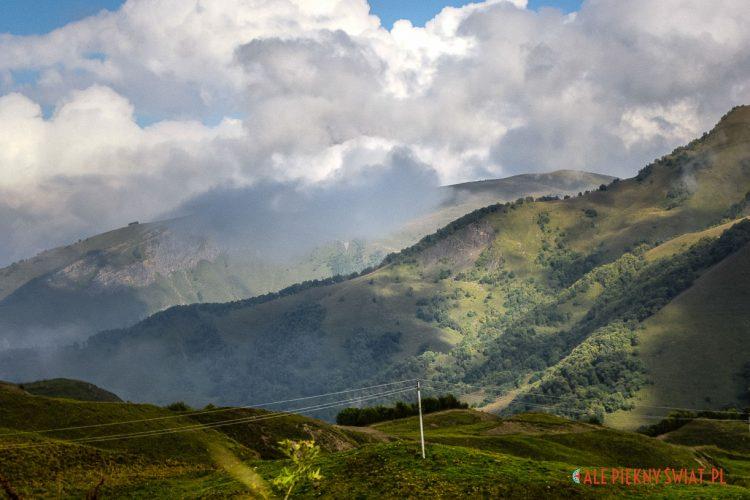 Góry Czeczenii
