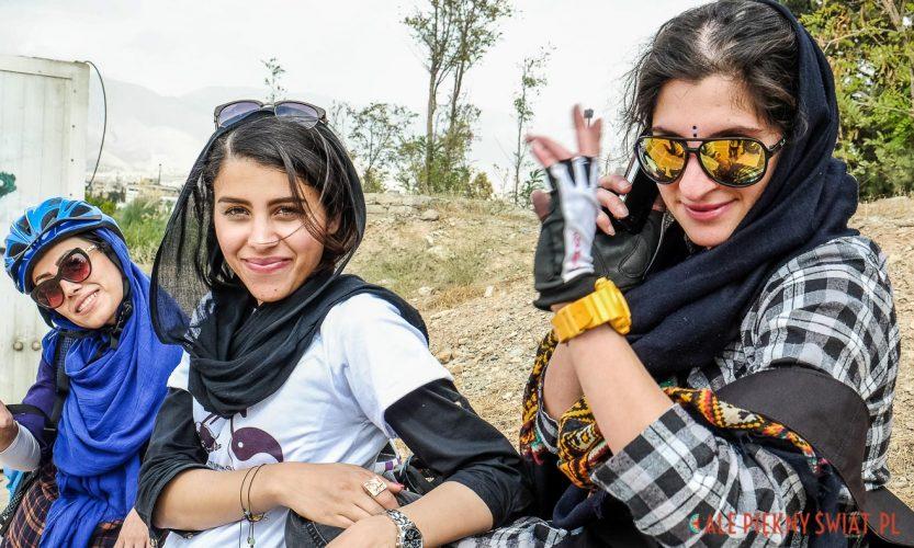 Iran, jak się ubrać, kilka przykładów