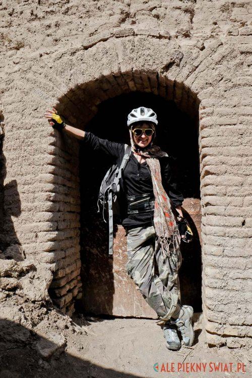 Iran - twierdza w Khorram Dasht