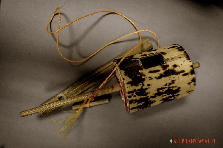 bambusowy bączek
