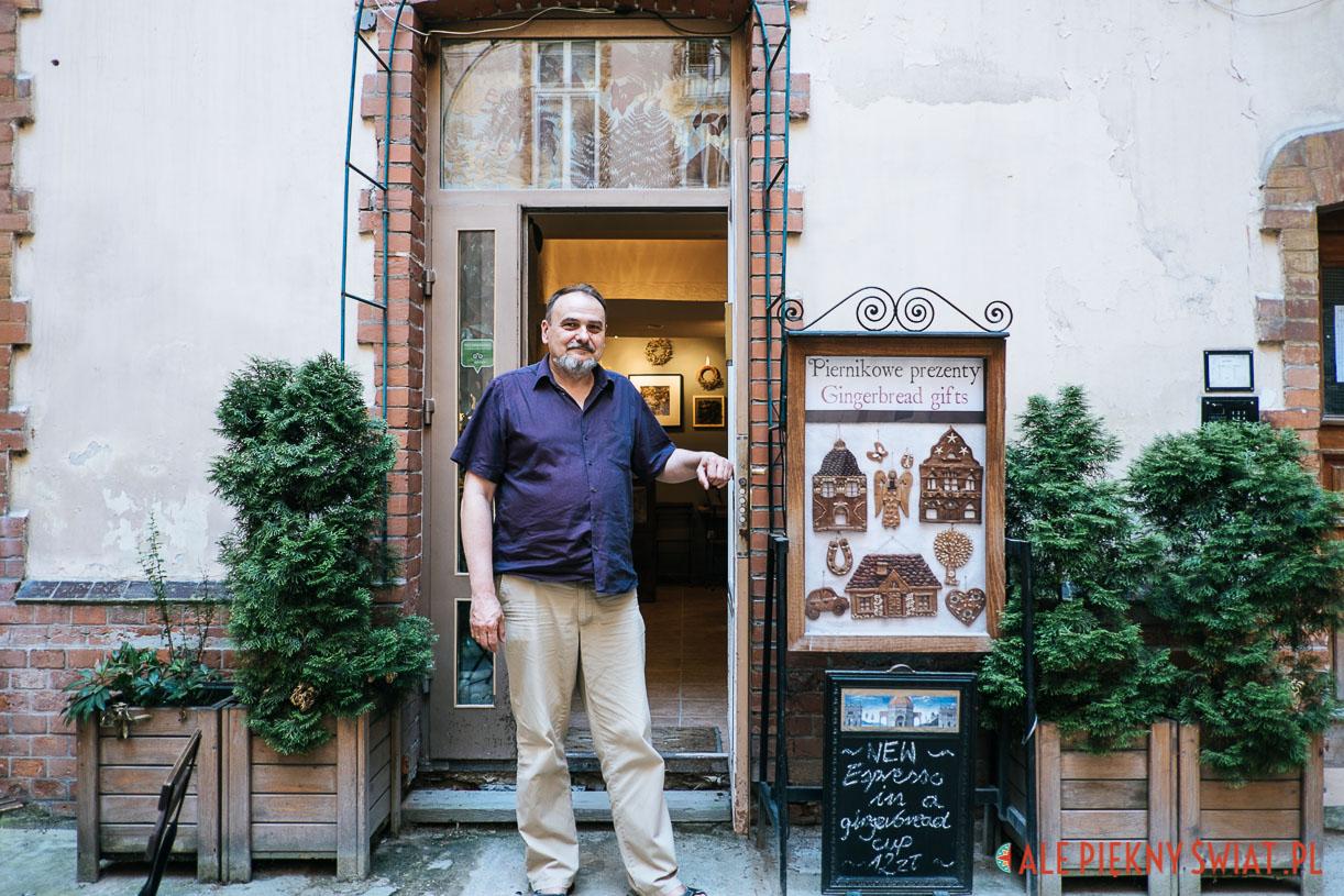 Jacek bilski z galerii Tebe w Warszawie