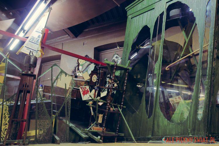 Rosja - Muzeum Majakowskiego w Moskwie