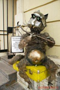 Kocia kawiarnia w Petersburgu, czyli prawdziwa kotokracja! Tu koty rządzą!