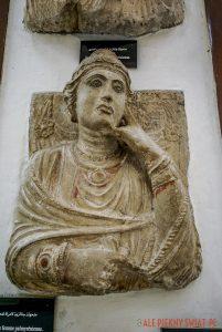 nagrobek z Palmiry