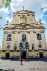 Klasztor w lubomierzu