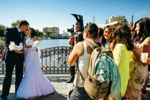 Ślub w Rosji w astrachaniu