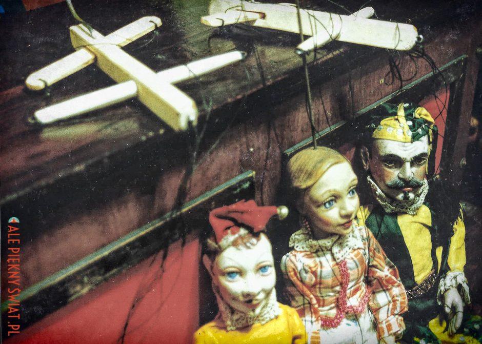 Czeskie marionetki