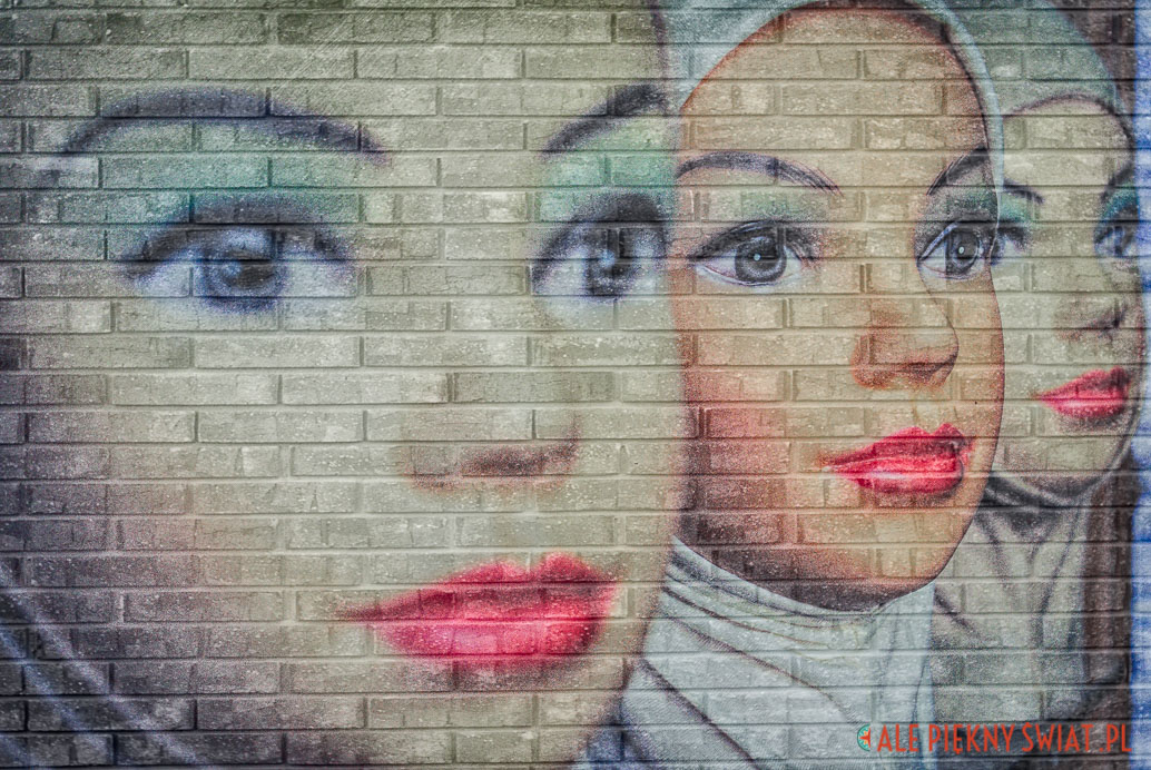 Allegoria syryjskiej kobiety