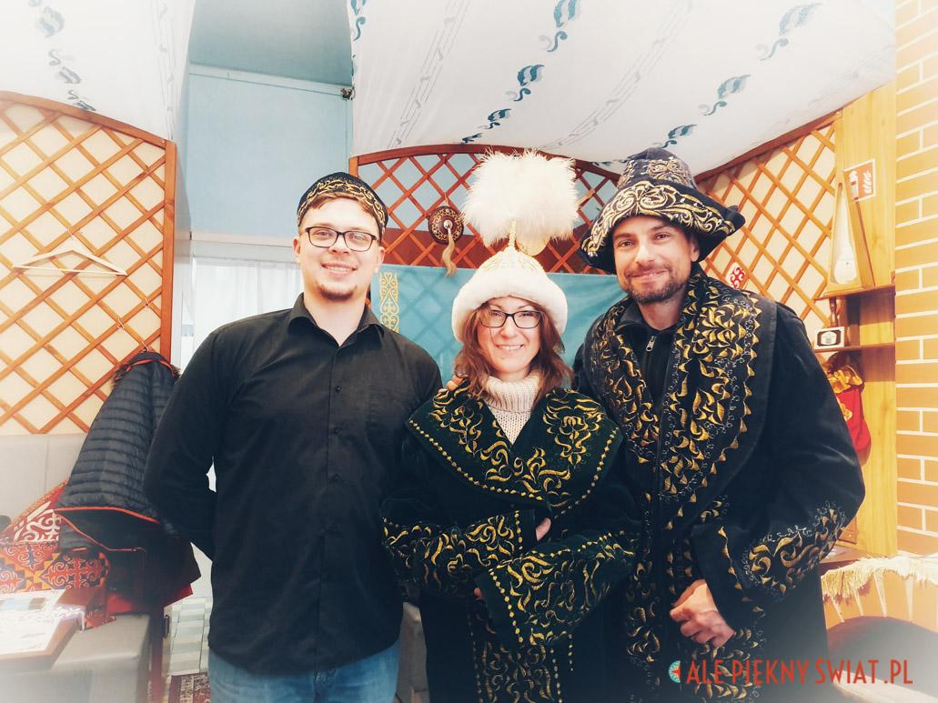 Wizyta w restauracji Kuchnia kazachska Jurta w łodzi
