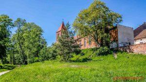 Górowo Iławeckie - Cerkiew Podwyższenia Krzyża Świętego