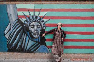 jak się ubrać na rower do Iranu
