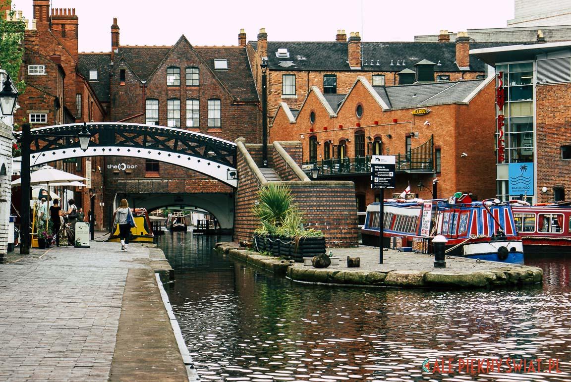 Atrakcje Birmingham - kanału