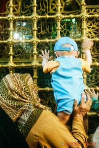 Grób towarzysza proroka na Eyup