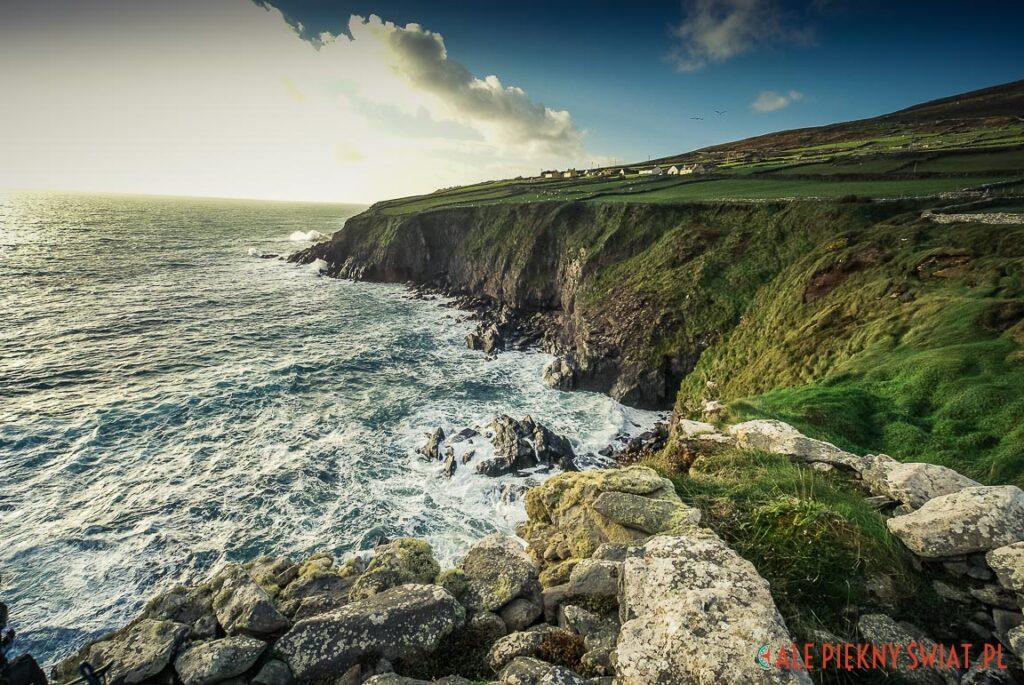 Ring of Dingle w Irlandii