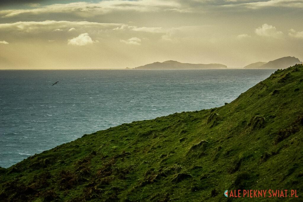 Wyspy Blasket w Irlandii