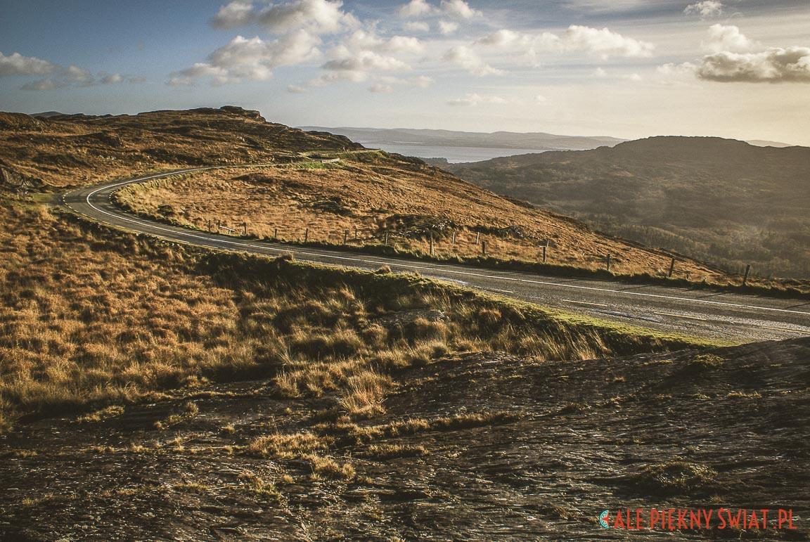 Półwysep Dingle w Irlandii