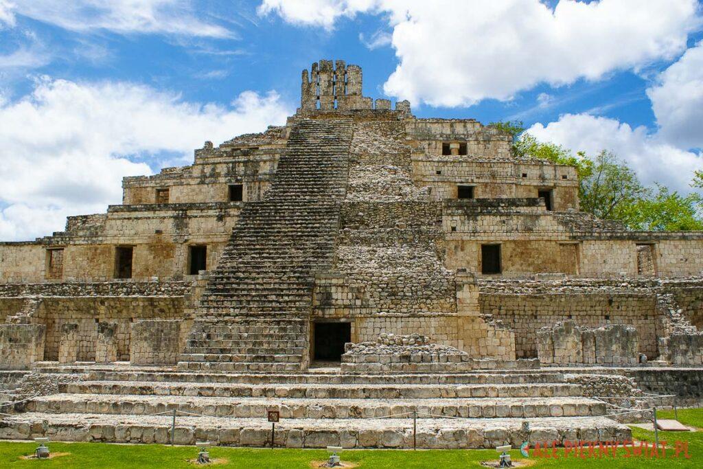 Atrakcje Jukatanu - Edzna