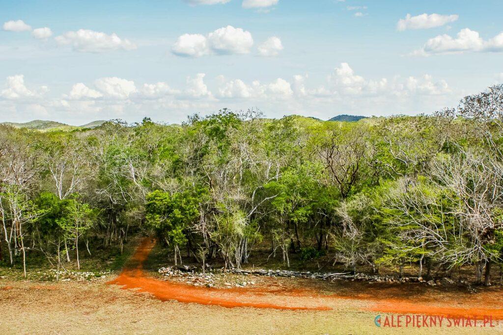 Atrakcje Jukatanu
