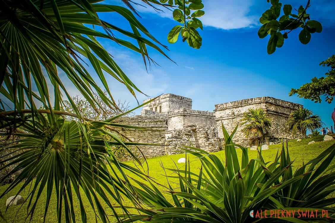 Ruiny Tulum - atrakcja Jukatanu