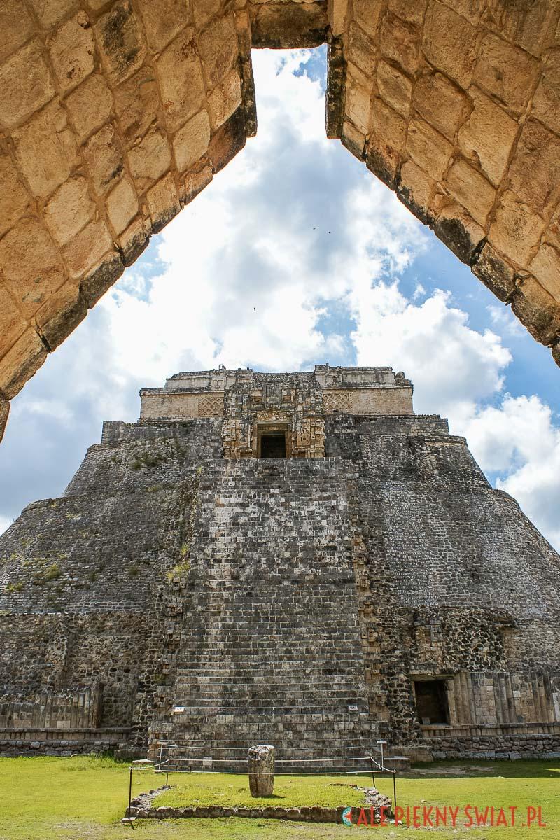 Atrakcje Jukatanu - Uxmal
