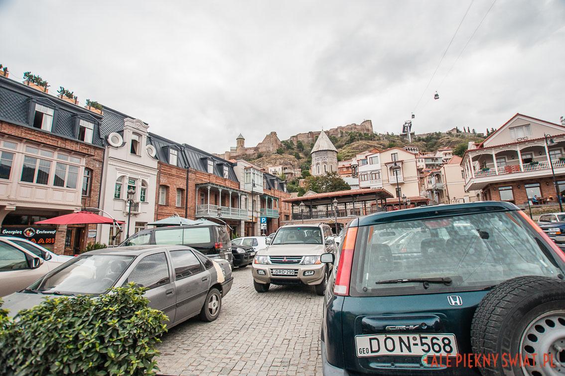 Plac Meidan w Tbilisi